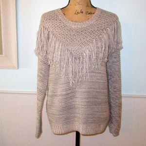 Dex 1963 Fringe Sweater